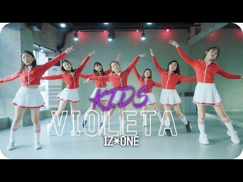 VIOLETA - IZ*ONE l KIDS l KPOP DANCE COVER l Dope Dance Studio