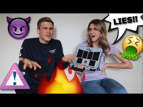 LIE DETECTOR TEST with my EX BF!!