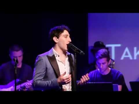"Ben Fankhauser ""Take Back the Night"" at Broadway Sings Justin Timberlake"
