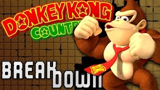 Donkey Kong Country Break Down: From ZERO to HERO! by The Game Theorists