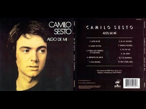 Camilo Sesto - Ay Ay Rosseta