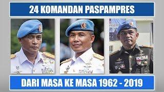 Video 24 DANPASPAMPRES Komandan Pasukan Pengamanan Presiden Dari Masa ke Masa 1962 2019 MP3, 3GP, MP4, WEBM, AVI, FLV Maret 2019