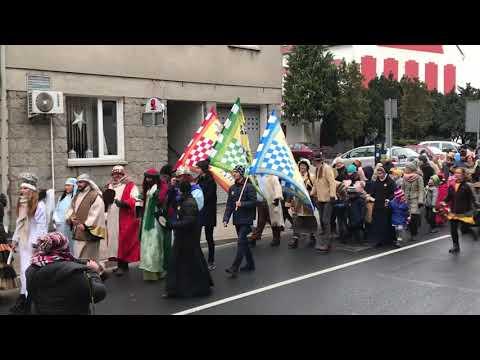 Wideo1: Orszak Trzech Króli w Gostyniu