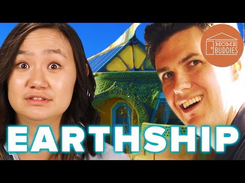 We Lived In An Earthship