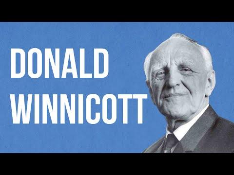 Psychotherapy-D.W.Winnicott