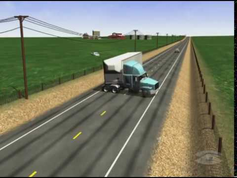 Image of Accident Reconstructionist: Head On Collision Legal Animation