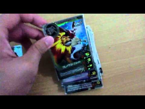 Animal kaiser cards for sale! (Must Watch!)