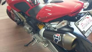 9. 2013 Ducati Monster M696 Anniversary - PrestigeMotorcycle.com