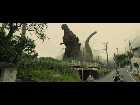 等了12年日本終於公開新《哥吉拉》電影預告片,完全沒有一句對白卻讓大家都看到全身起雞皮疙瘩!
