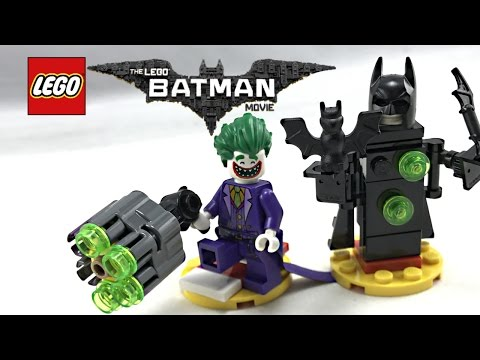 Lego Super Heroes The Joker Battle Training polybag Neuf New Set 30523