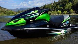 6. 2013 Kawasaki Ultra 300X | 0-100 Km/h