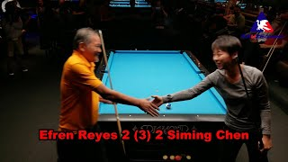 Video Efren Reyes vs #1 Female World Champion Siming Chen Exhibition MP3, 3GP, MP4, WEBM, AVI, FLV Juli 2018