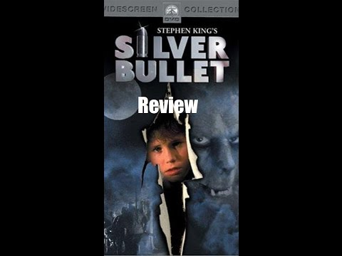 Silver Bullet 1985 Movie Review