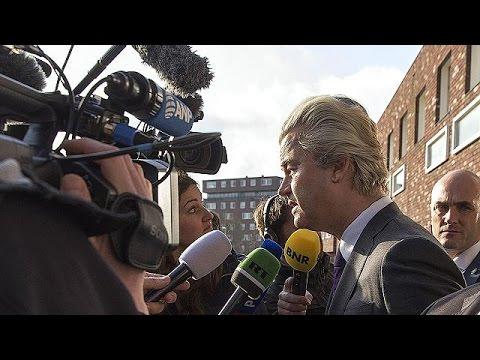 Ολλανδία: Για την «αρχή του τέλους της Ε.Ε.» μιλά ο ακροδεξιός Βίλντερς