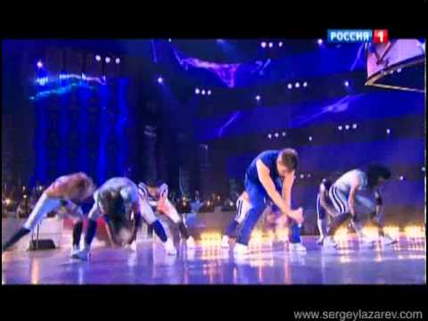 Sergey Lazarev - Take it off (Песня года 2012)