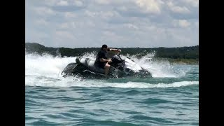 2. 2017 Yamaha Waverunner FX Cruiser SVHO first ride after break in.