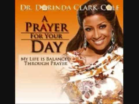 Prayer For Your Day - Dr. Dorinda Clark-Coles