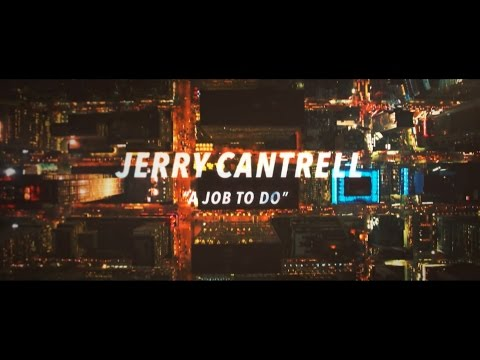 """Jerry Cantrell – """"A Job to Do"""" Lyric Video – John Wick: Chapter 2 Soundtrack"""