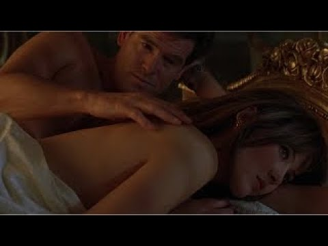 World is not enough sex scene