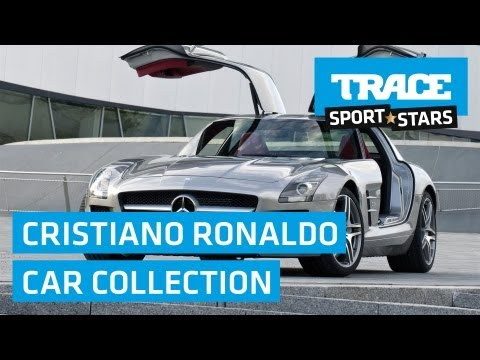 le auto di lusso di cristiano ronaldo!