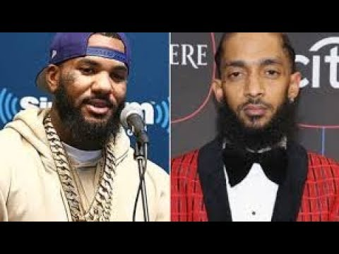 The Game wants Fox News to fire Laura Ingraham over Nipsey Hussle comments