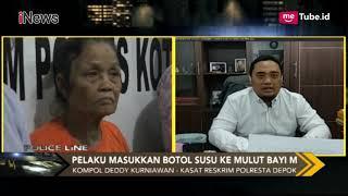 Video Romlah, Pelaku Pembunuh Bayi Asuhannya di Depok - Police Line 29/01 MP3, 3GP, MP4, WEBM, AVI, FLV Februari 2019