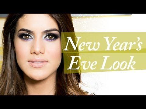 New Years Eve Makeup видео