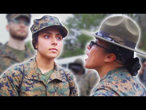 I Tried Marine Bootcamp
