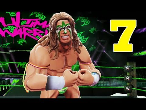 WWE Mayhem - The Ultimate Warrior - Part 7 [Season 4 Episode 2/4] Android