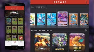 UK: Pokémon TCG Card Dex available now! by The Official Pokémon Channel