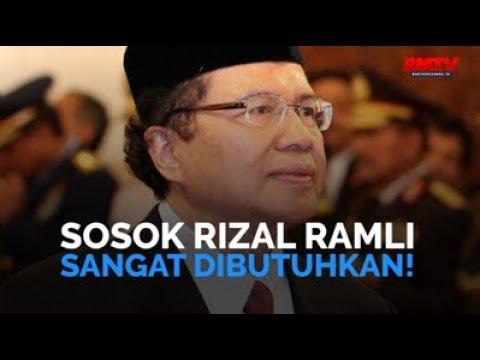 Sosok Rizal Ramli Sangat Dibutuhkan