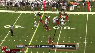 DaQuan Jones vs Syracuse (2013)