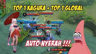 Download Video Ketemu Lemon Musuh Langsung Sepakat Nyerah wkwk BUG Yang Masih Bisa - Rank 1 Kagura Mobile Legends MP3 3GP MP4