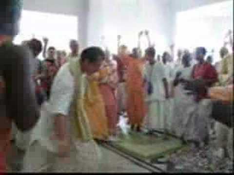 Vyasa Puja, Mayapur 2007