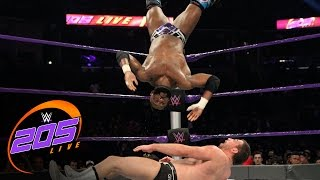 Nonton Cedric Alexander vs. Drew Gulak: WWE 205 Live, Jan. 17, 2017 Film Subtitle Indonesia Streaming Movie Download
