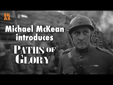 Michael McKean introduces 'Paths of Glory' on TCM [2005]