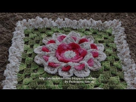 Passo a passo Mega Flor Azaleia Parte-2