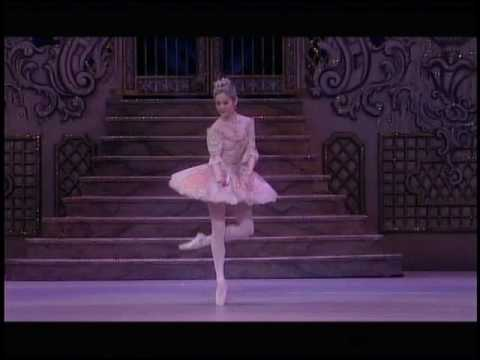 Nutcracker Cojocaru 2 act  part  9 Dance of the Sugar-Plum Fairy.avi