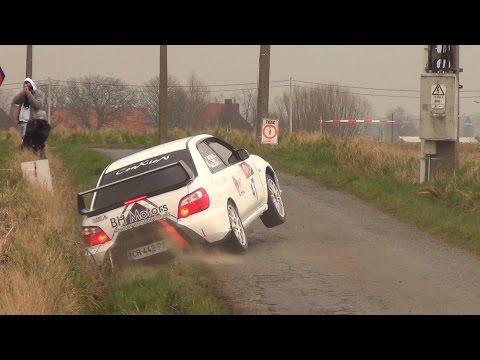 Rallysprint Moorslede - 2015 + Mistakes (HD)