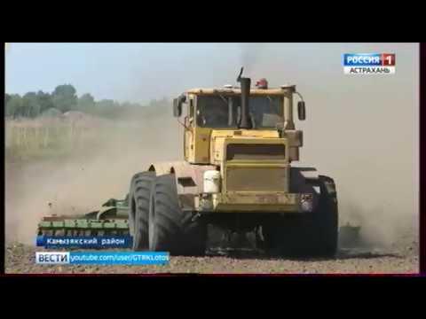 О неиспользованных землях сельскохозяйственного назначения в Астраханской области