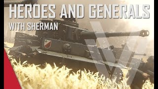 Enjoyed the video? Here's some more! ► https://goo.gl/vHwUWjWant to try Heroes and Generals? ► http://www.heroesandgenerals.com/Heroes and Generals Playlist! ► https://goo.gl/YRrZ05Check out Sherman's channel! ► https://www.youtube.com/user/TheGameGuards29 Plane Kills With Tigers! - Heroes and Generals Gameplay (ft. The Shermanator)Rolling out with Sherman in the Tigers, we take on an unlikely foe in the sky.Contact Me!Twitch: http://www.twitch.tv/vulcanhdgamingTwitter: https://twitter.com/vulcanhdgamingFacebook: https://www.facebook.com/vulcanhdgamingSteam: http://steamcommunity.com/groups/vulc...Patreon: https://www.patreon.com/vulcanhdgamingPlayer.me: https://player.me/vulcanhdgamingMusic used: End Game by Per Kiilstoftehttps://machinimasound.com/music/end-...Licensed under Creative Commons Attribution 4.0 International(http://creativecommons.org/licenses/b...)