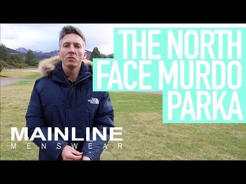 Veste The North Face Murdo Gtx Bleu