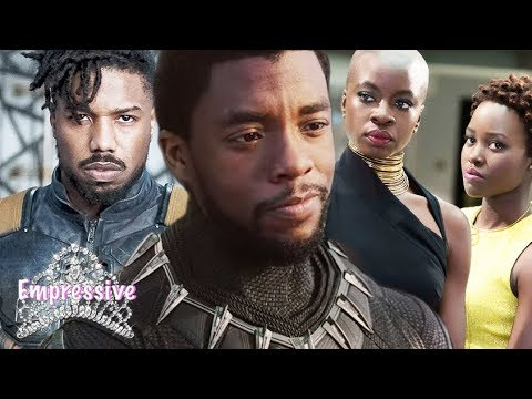 Why you MUST see Black Panther! (Wakanda Forever✊🏿)