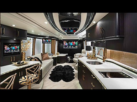 Inside The Most Expensive RV In The World