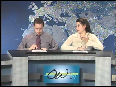OWTV news ep 2 Bloopers