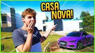 Video CASA NOVA DO CANAL?! ( 15 MILHÕES R$ ) [ REZENDE EVIL ] MP3, 3GP, MP4, WEBM, AVI, FLV September 2018