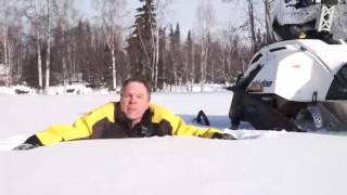 4. 2017 Ski-Doo AK Trapper Television Commercial