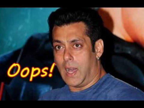 Oops! Salman Khan Fined By Cops Over Playing Loud