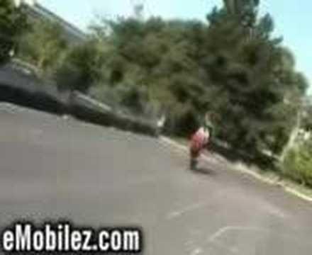 Espectaculares maniobras de motos