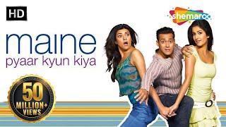 Video Maine Pyaar Kyun Kiya (2005) (HD) | Full Movie & Songs | Salman Khan | Katrina | Hindi Comedy MP3, 3GP, MP4, WEBM, AVI, FLV Juni 2019